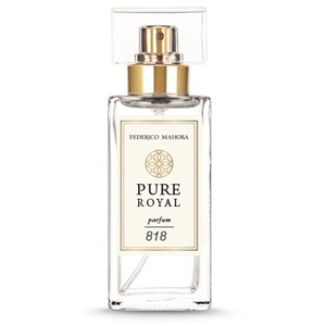 Tempting Floral Fruity Perfume for Women FM 818