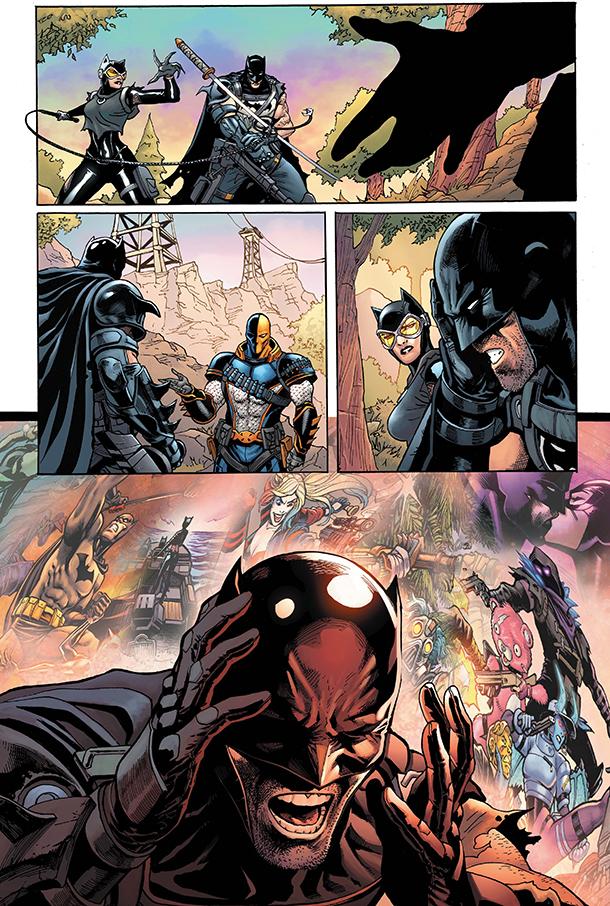 Batman/Fortnite: Zero Point #4 - 3