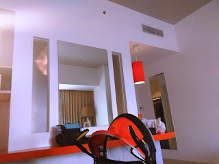 Kamar Hotel Harris Samarinda