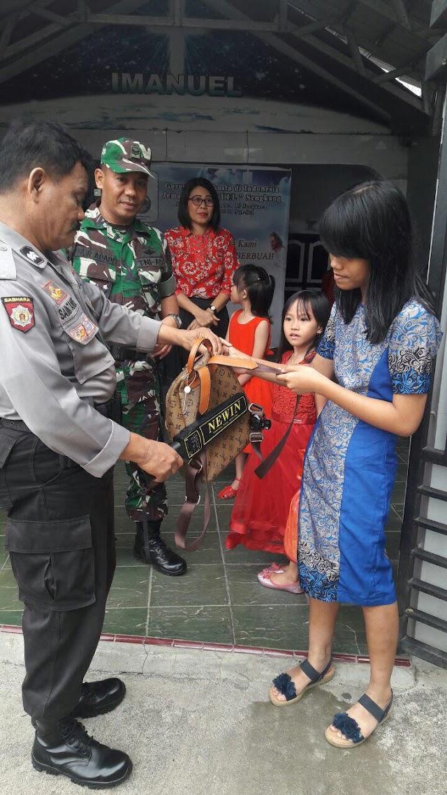 Hari Natal,  Polres Wajo Perketat Pengamanan Gereja