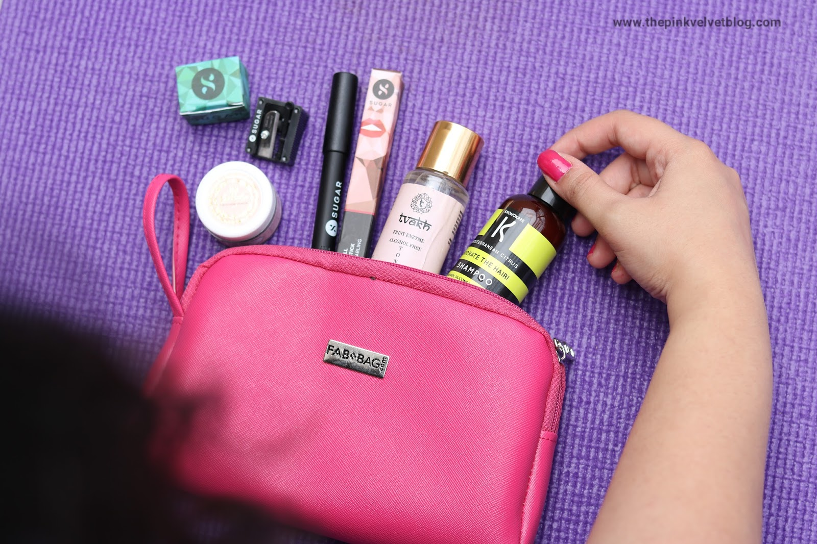 July The Color Drama Fab Bag Unboxing