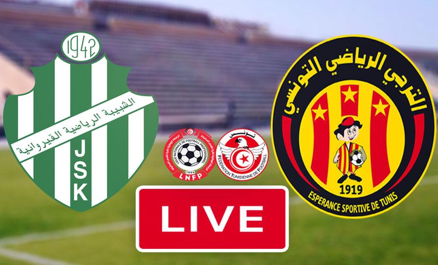 بث مباشر | مشاهدة مباراة شبيبة القيروان و الترجي الرياضي التونسي في الدوري التونسي