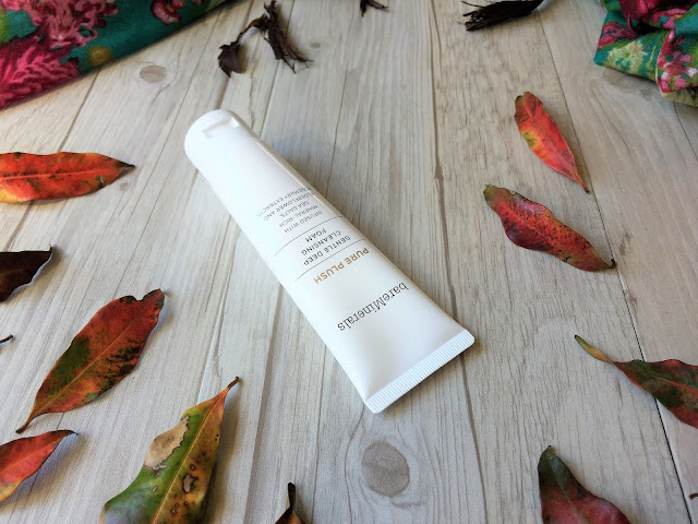 bare minerals gentle deep cleansing foam
