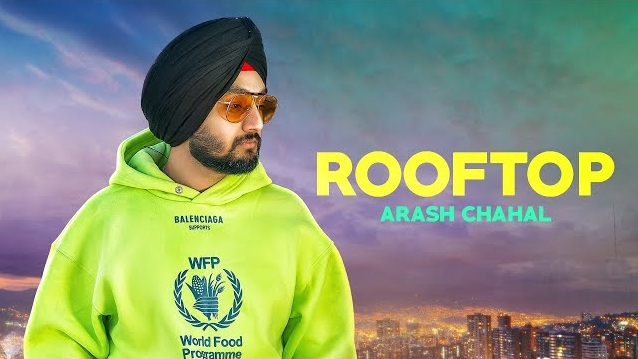 Rooftop Lyrics - Arash Chahal