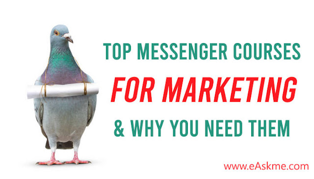 Top Messenger Courses for Marketing: Why You Need Them: eAskme