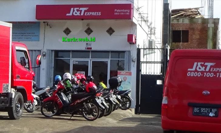 Alamat Agen J&T Express Di Palembang