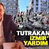 Tutrakan'dan İzmir'deki deprem mağdurlarına çağrı