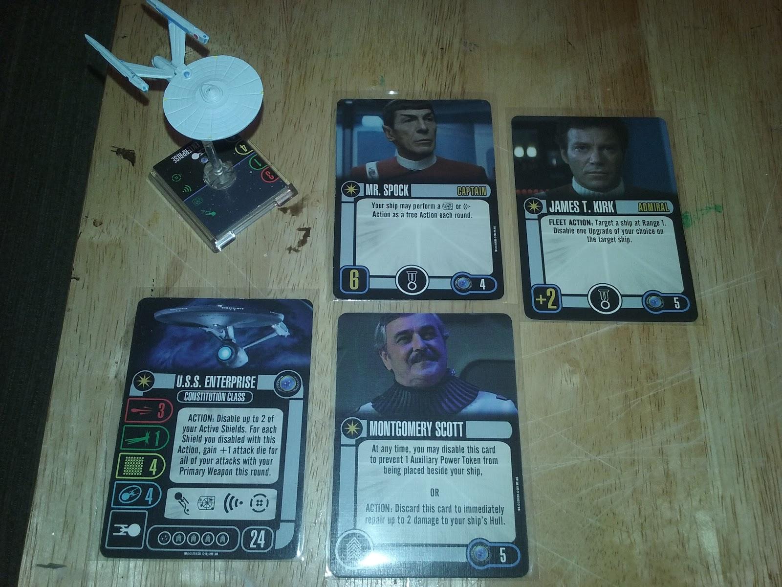 mr spock enterprise