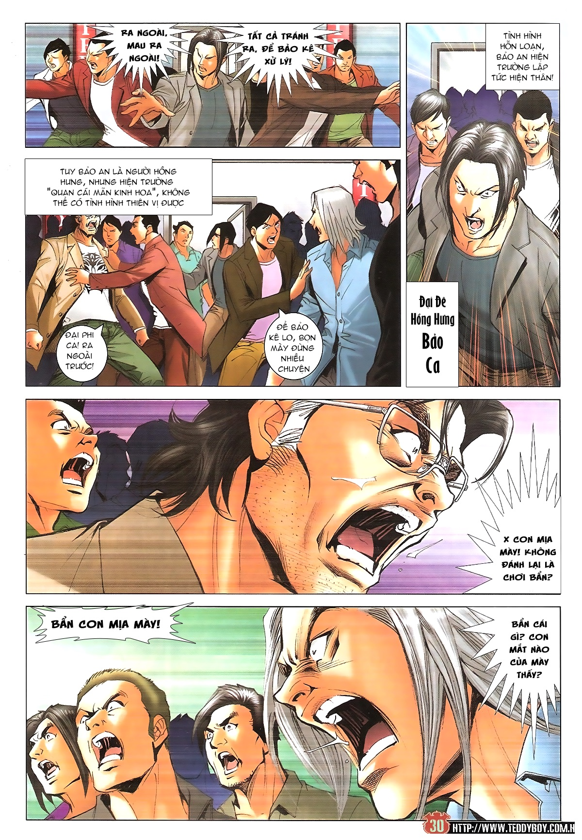 Người Trong Giang Hồ - Chapter 1628: Vĩnh viễn vô địch - Pic 25