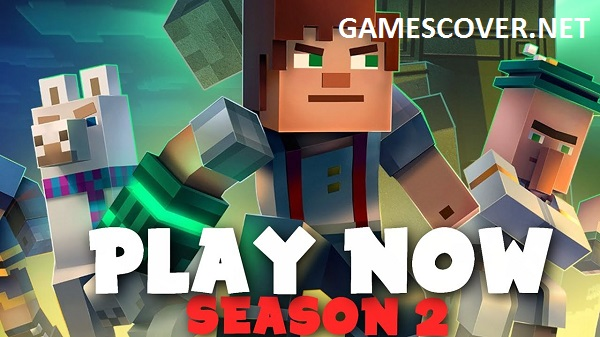 Minecraft Story Mode Season Two Gameplay