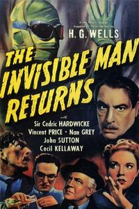 Poster The Invisible Man Returns