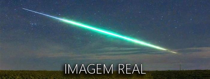 meteoro 100 vezes mais brilhante que venus em são paulo