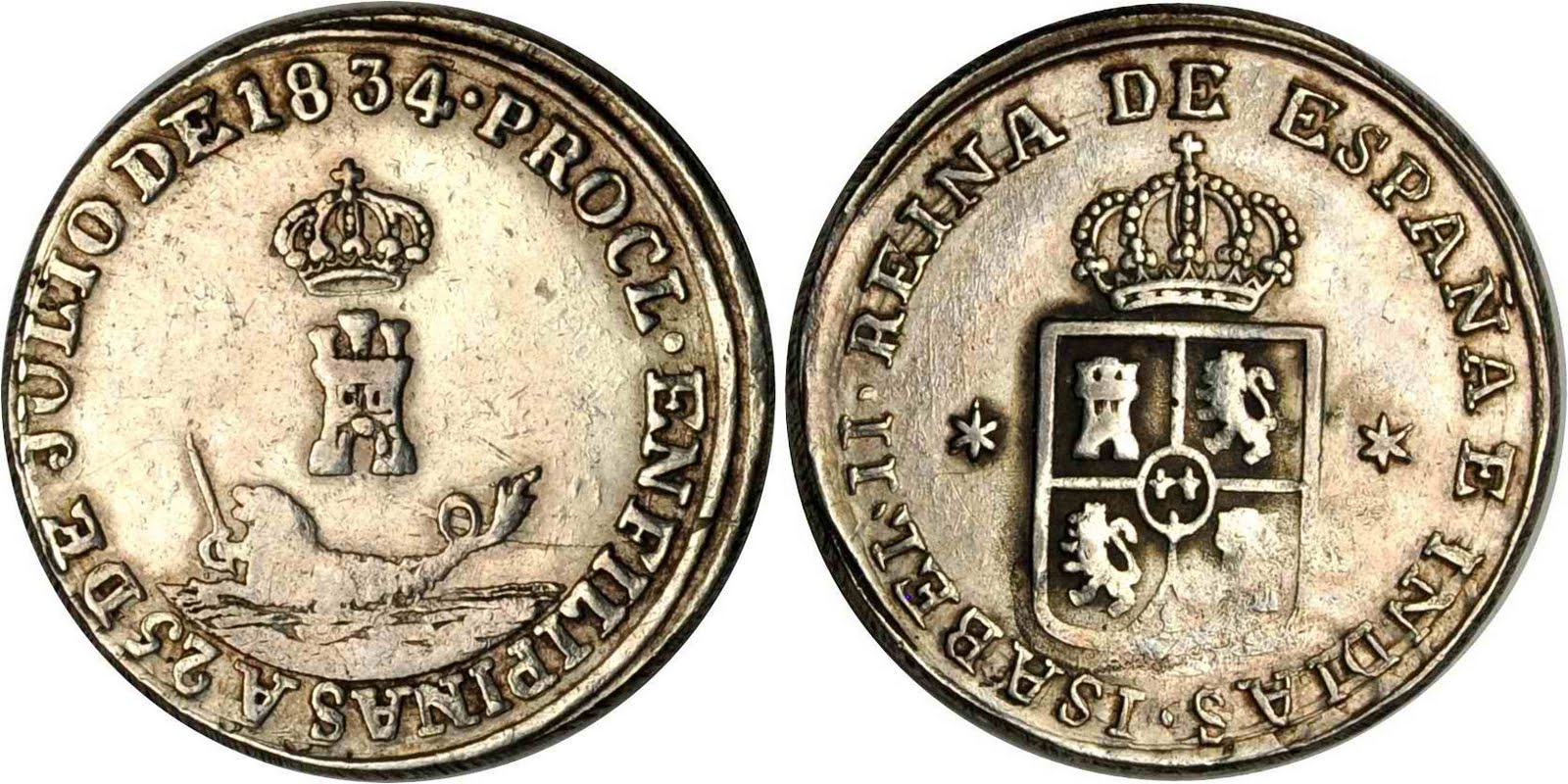 Philippine Coin Information: Introduction To Spanish Philippine Coinage