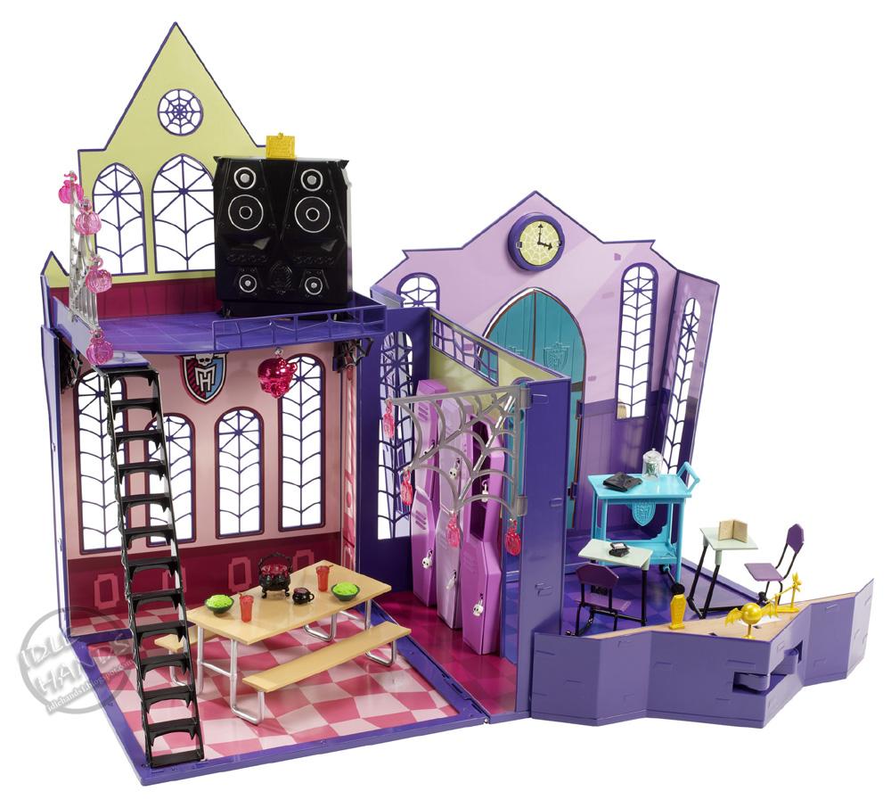 Decoration Maison Barbie