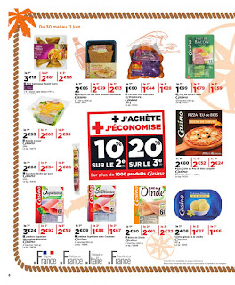 Catalogue Géant Casino 30 Mai au 11 Juin 2017