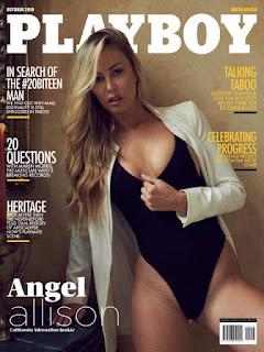Playboy Sudafrica – Octubre 2019 PDF digital