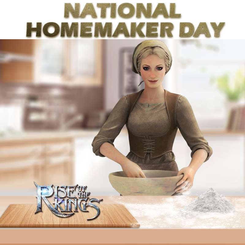 National Homemaker Day Wishes Photos