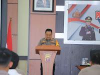 Kunjungan Wakapolda Kalimantan Timur ke Polresta Samarinda, Ini Pesannya: