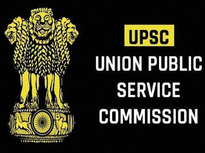 UPSC Civil Service 2021 Job Notification