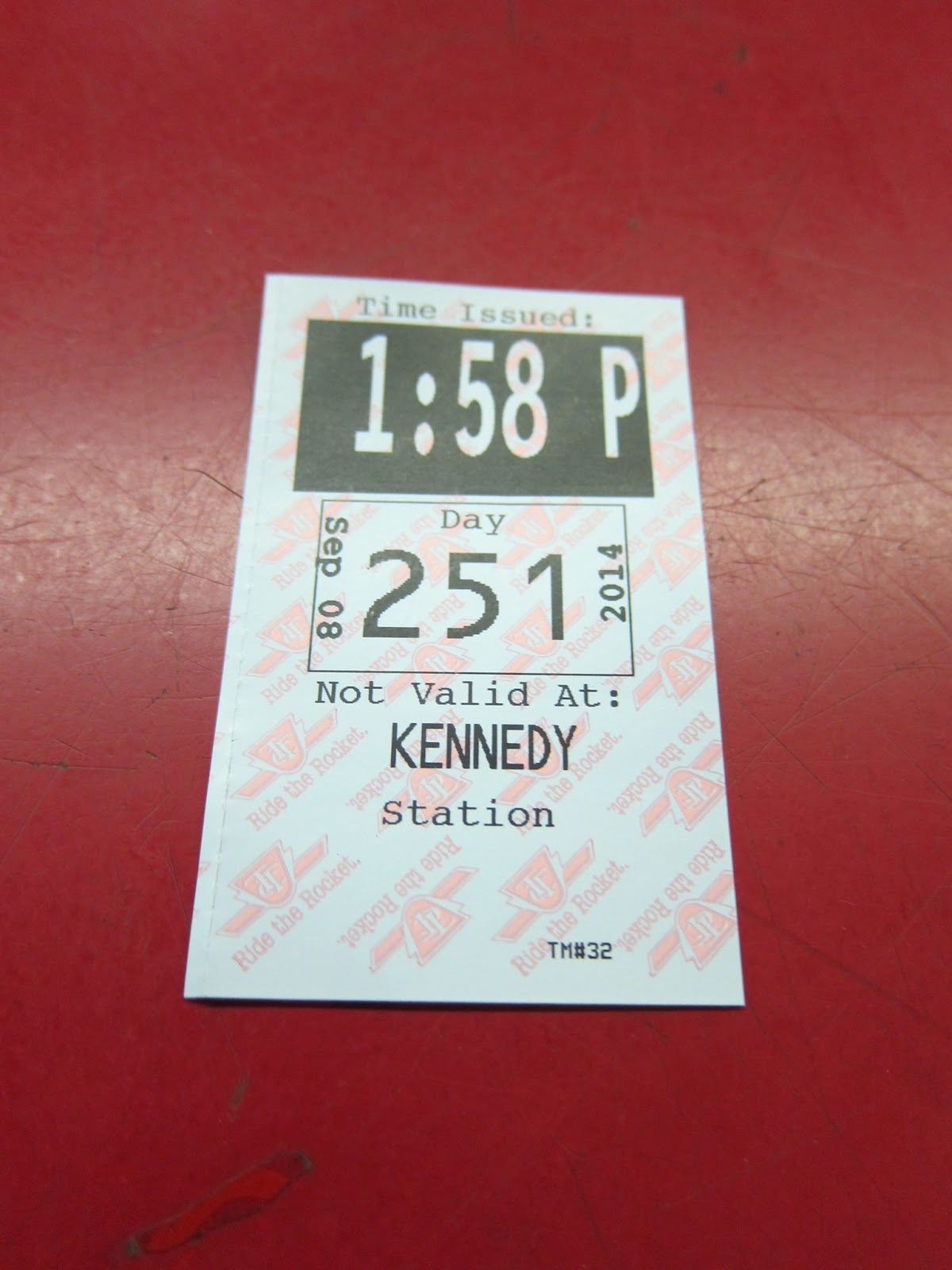 Kennedy station transfer