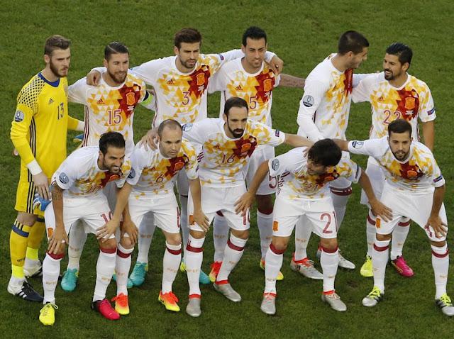 Jelang Spanyol vs Italia, Zoff: La Furia Roja Sudah Kehilangan Auranya