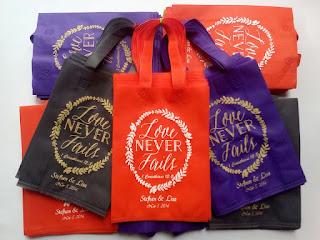 tas spunbond, tas goodie bag, tas promosi, barang promosi, souvenir promosi murah, tas murah,