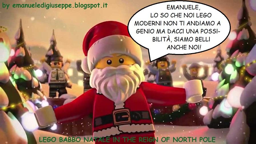 Regali Di Natale Fratello.The Reign Of Ema I Mitici Regali Di Natale Lego 6986 E 6989