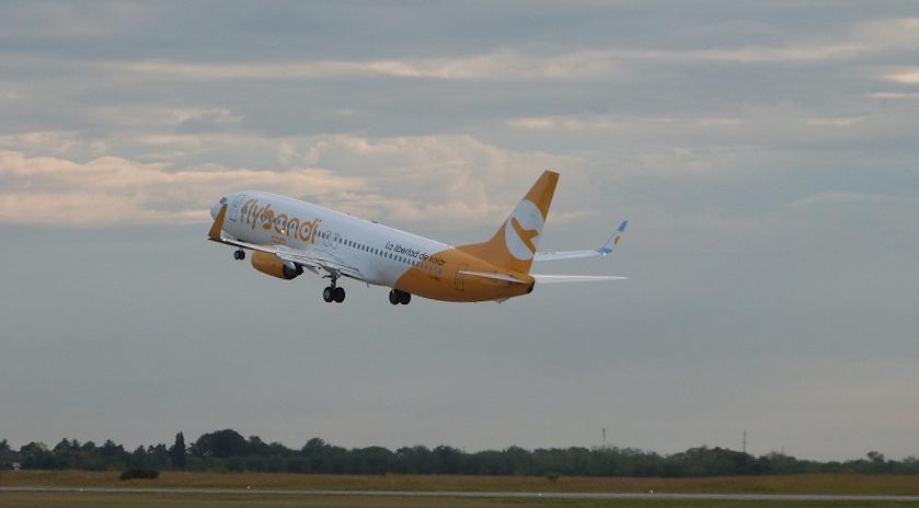 Flybondi comenzará a volar entre Buenos Aires y Río de Janeiro a partir de octubre