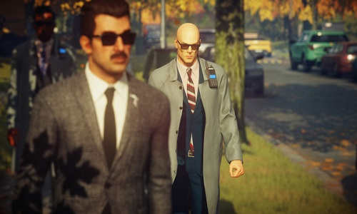 HITMAN 2 Game Free Download