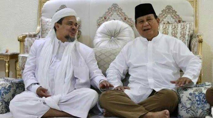 Tanggapi Ucapan Dahnil Anzar, Habib Mahdi: Demi Allah, Prabowo Bilang FPI Ormas Paling Ikhlas Berjuang Bersama Rakyat!