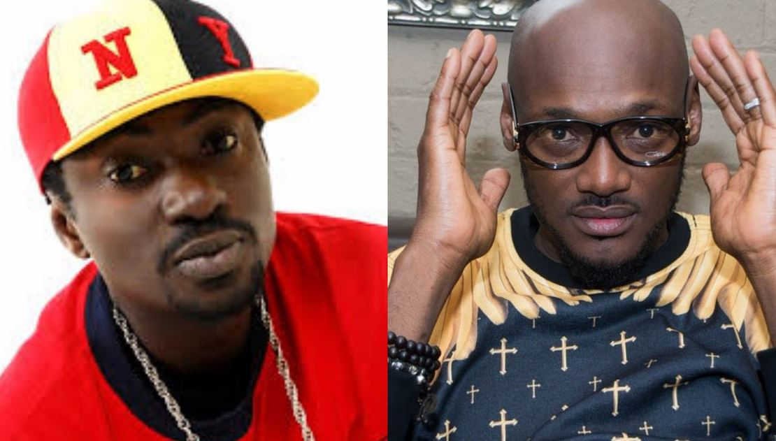 """Stupidity Kill You There"" - 2Face Lambasts Blackface After He Accused Him Of Not Speaking Up During The PDP Administration #Arewapublisize"