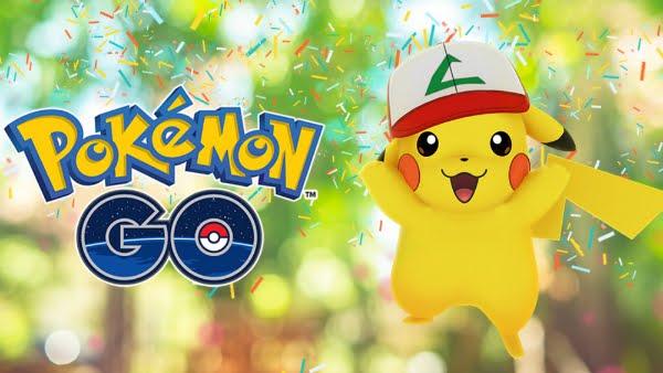 ميزةلا تعرفها أصبحت متوفرة في لعبة Pokémon Go