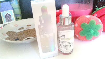 Klairs Freshly Juiced Vitamin Drop First Impressions and Mini Review