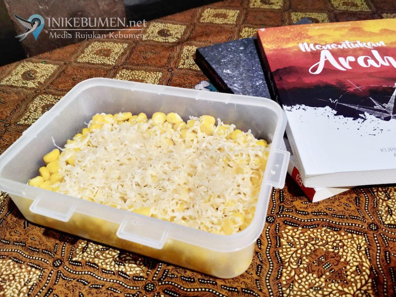 """Susu Jagung Keju """"Home Made"""" Cocok untuk Buka Puasa, Berikut Cara Membuatnya"""