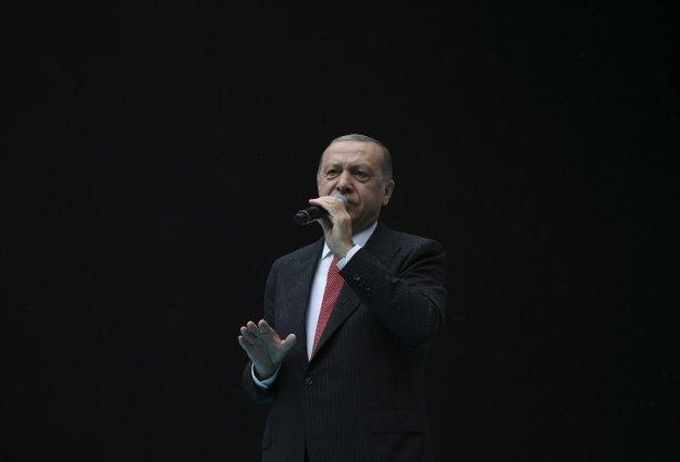 Ερντογάν: Το μεγάλο ιδεώδες της Τουρκίας πρέπει να εφαρμοστεί, αλλά όχι επεκτατικά