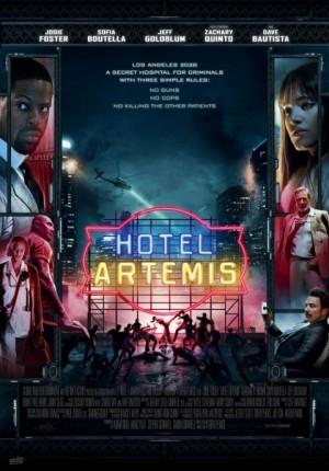 Film HOTEL ARTEMIS 2018