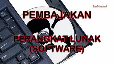 Pembajakan Software Semakin Memprihatinkan