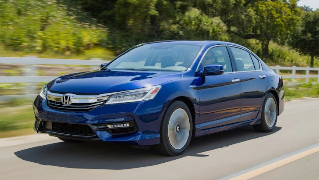 2017 Honda Accord Hybrid EX-L Features Price Review