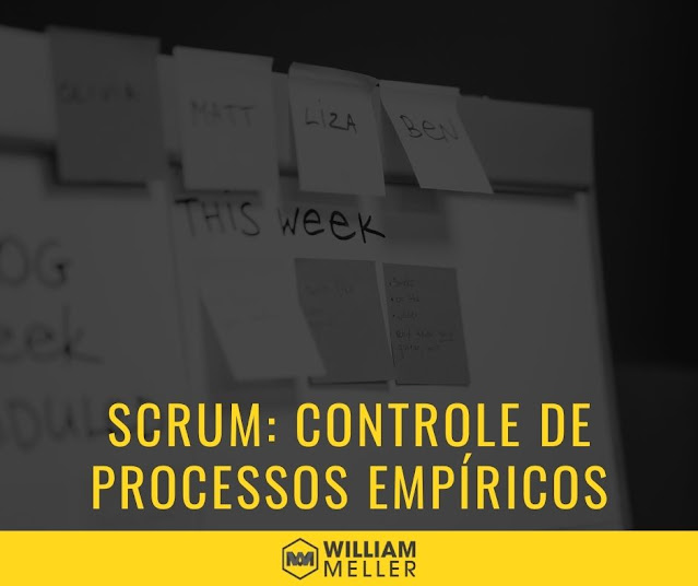 Princípio Scrum 01: Controle de Processos Empíricos