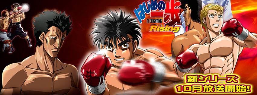 Hajime no Ippo: Rising Translated
