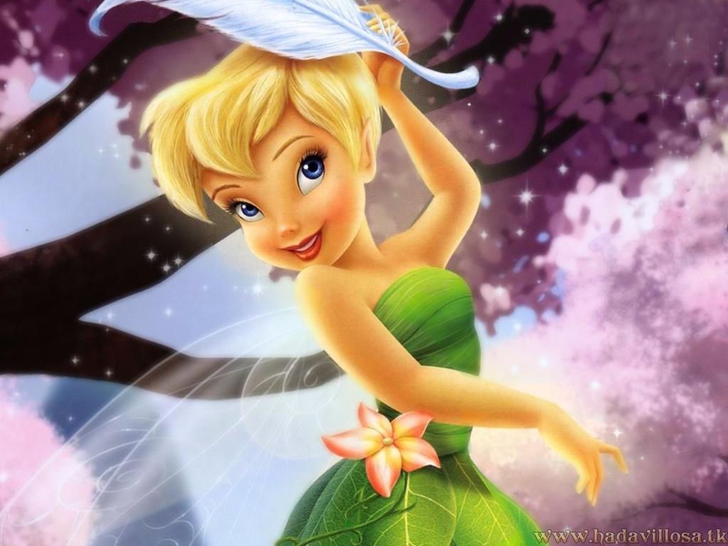 Rincon del amor: Tinker Bell (Campanilla)