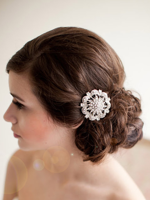 The Following Models Hair Styles For Your Wedding Inspiration