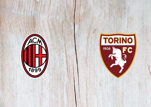 Milan vs Torino -Highlights 12 January 2021