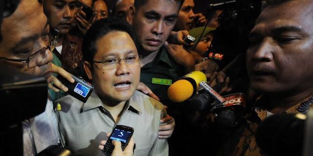 Diserang Mahfud, Cak Imin sebut sudah takdir Kiai Ma'ruf Cawapres Jokowi