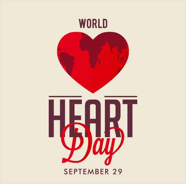 World Heart Day - 29th September