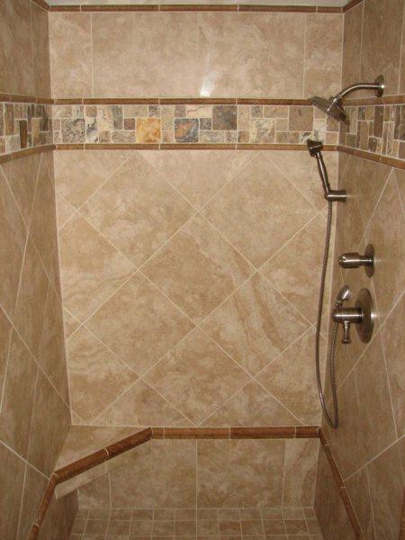 home and garden: Bathroom Shower Design Ideas, Custom ...