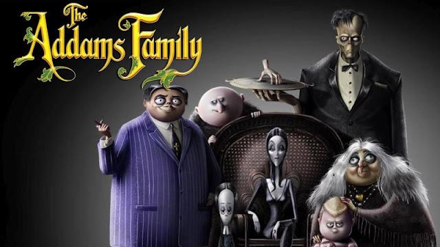 the addams family 2019, pelicula animada