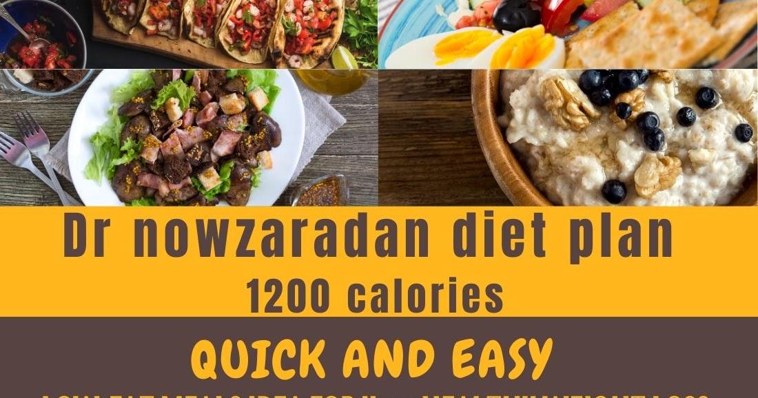 super easy 1200 calorie diet plan