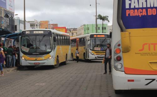 Conquista: Reunião pode fazer com que ônibus da Vitória voltem às ruas
