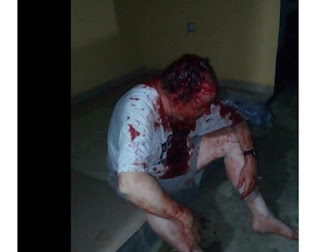 Notorious Baddo cult member attacks white man in Lagos